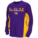 Colosseum Athletics Kids' Louisiana State University Poly Long Sleeve T-shirt