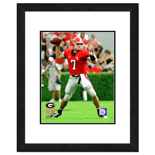 "Photo File University of Georgia Matthew Stafford 8"" x 10"" Action Photo"