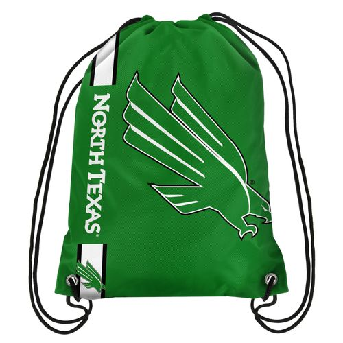 Forever Collectibles™ University of North Texas 2015 Drawstring Backpack
