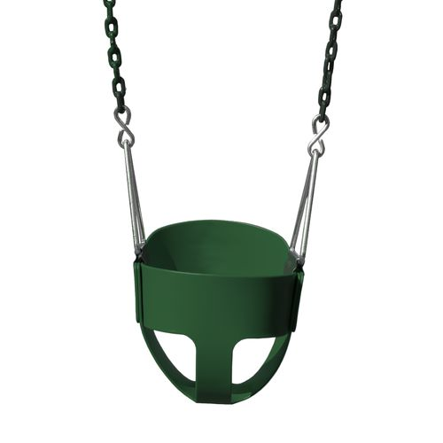Gorilla Playsets™ Full Bucket Toddler Swing