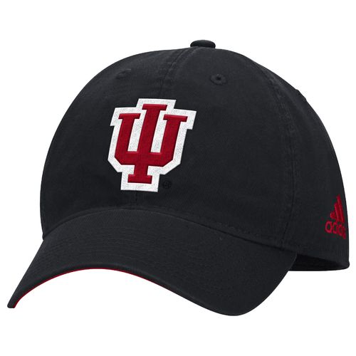 adidas™ Men's Indiana University Adjustable Slouch Cap