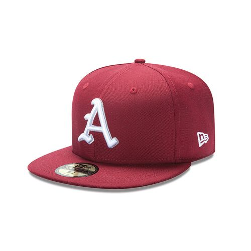 New Era Men's University of Arkansas 59FIFTY Baseball Cap