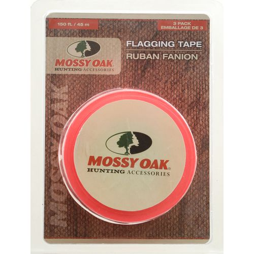 Mossy Oak Flagging Tape 3-Pack
