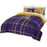 The Northwest Company Louisiana State University Full Comforter and Sham Set - view number 1