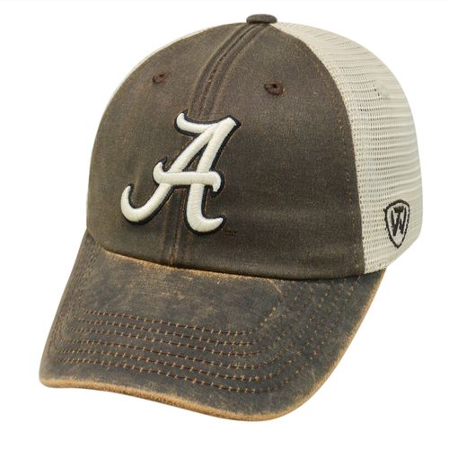 Top of the World Adults' University of Alabama ScatMesh Cap