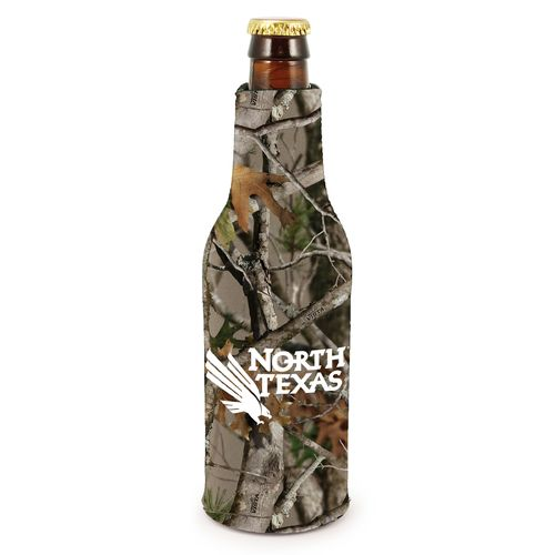 Kolder University of North Texas Vista Camo Bottle