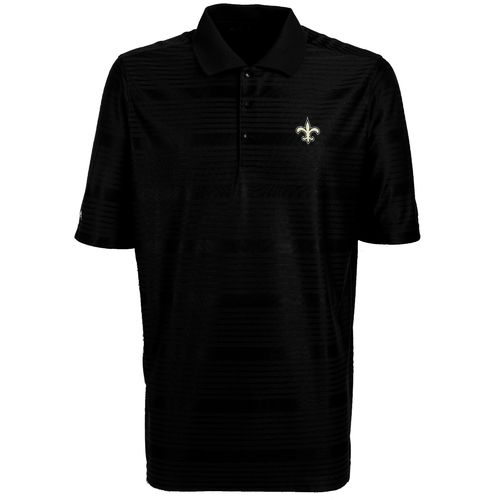 Antigua Men's New Orleans Saints Illusion Polo Shirt