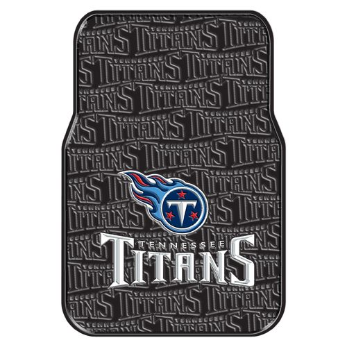 The Northwest Company Tennessee Titans Front Car Floor Mats 2-Pack
