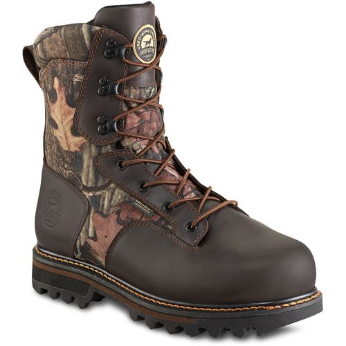 Display product reviews for Irish Setter Men's Gunflint Hunting Boots