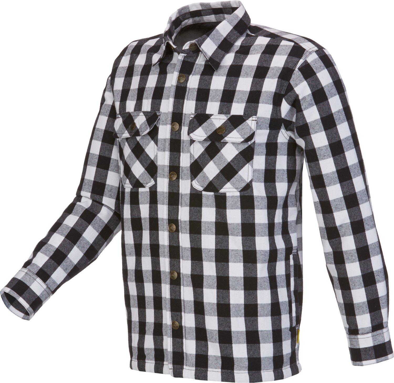Brazos® Men's Lumberjack Flannel Shirt Jacket