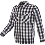 Brazos® Men's Lumberjack Flannel Shirt Jacket