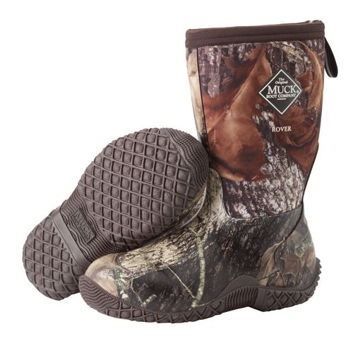 Display product reviews for Muck Boot Kids' Rover II Hunting Boots