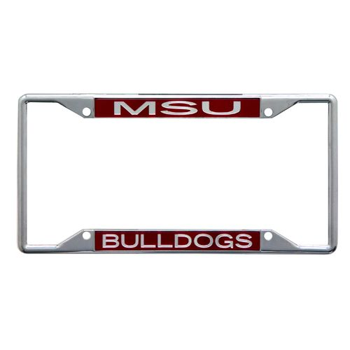 Stockdale Mississippi State University Mirror License Plate Frame