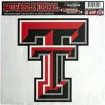 Stockdale Texas Tech University Single Logo Decal