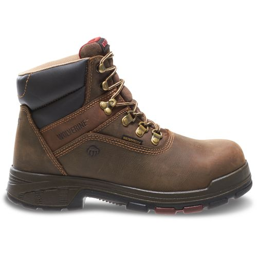 Wolverine Men's 6' Cabor EPX™ Waterproof Composite-Toe EH Work Boots