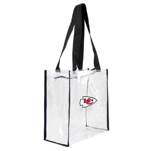 Little Earth Productions Kansas City Chiefs Zip Tote