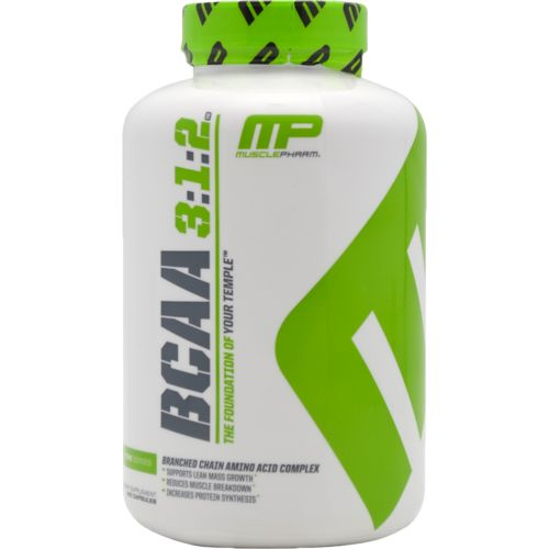 MusclePharm BCAA 3:1:2 Caps