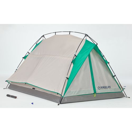 Display product reviews for Magellan Outdoors Journey 2 Person A-frame Tent