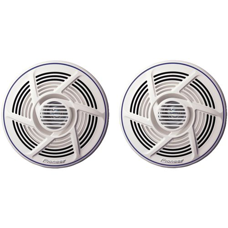 """Pioneer Nautica Series 6-1/2"""" Dual-Cone Marine Speakers (Pair)"""