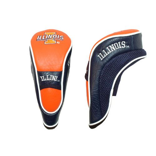 Team Golf University of Illinois Hybrid Head Cover