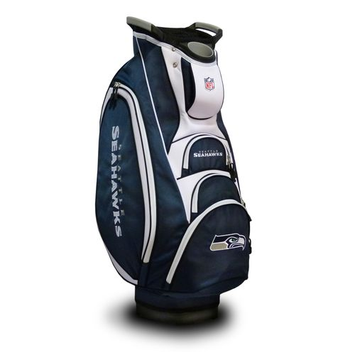 Team Golf Seattle Seahawks Victory Cart Golf Bag