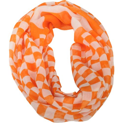 NCAA Women's University of Tennessee Thematic Infinity Scarf