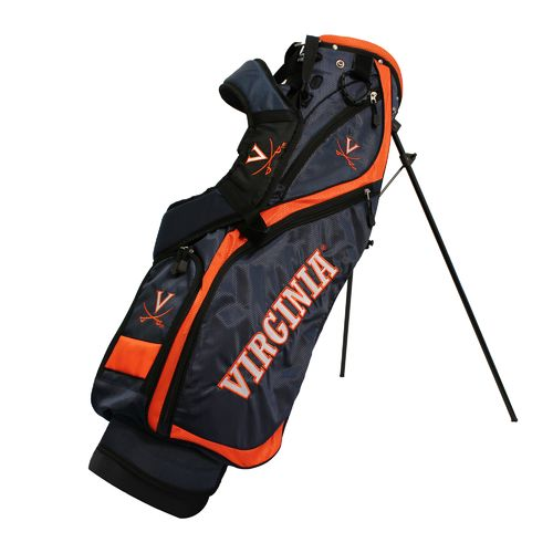 Team Golf University of Virginia Nassau Stand Golf Bag