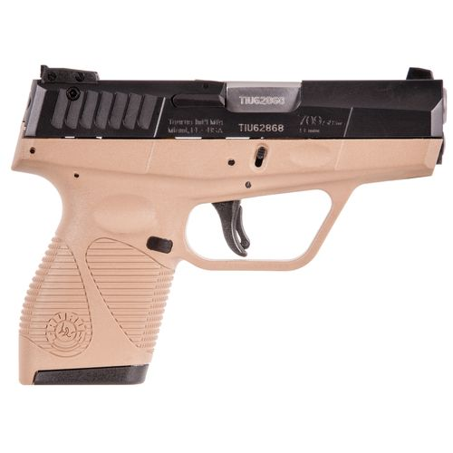 Taurus 740 Slim .40 S&W Single/Double Action Centerfire