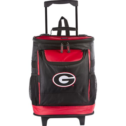 Logo™ University of Georgia 48-Can Rolling Cooler