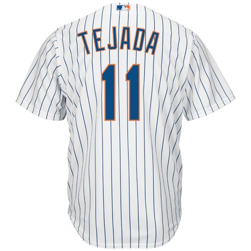 Majestic Men's New York Mets Rubén Tejada #11