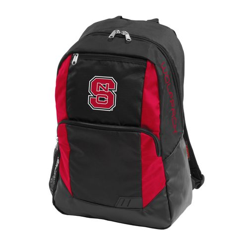 Logo North Carolina State University Closer Backpack