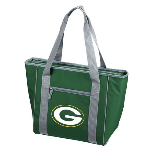 Logo Green Bay Packers 30-Can Cooler Tote Bag
