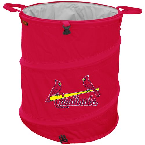 Logo St. Louis Cardinals Collapsible 3-in-1 Cooler/Hamper/Wastebasket