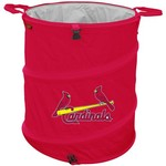 Logo™ St. Louis Cardinals Collapsible 3-in-1 Cooler/Hamper/Wastebasket