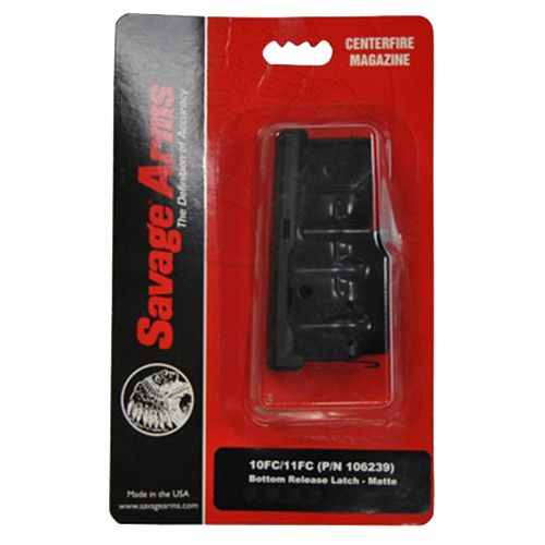 Savage 10/11/12 7.62 x 39 4-Round Replacement Magazine