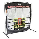 "JUGS Backyard Bullpen 84"" x 84"" x 48"" Softball Set"