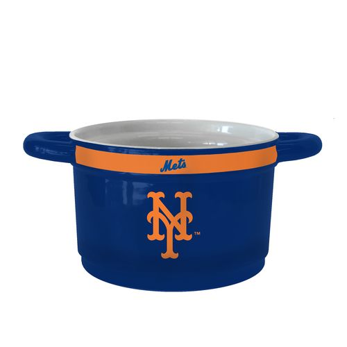 Boelter Brands New York Mets Gametime 23 oz. Ceramic Bowl