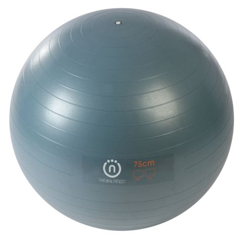 Lifeline Natural Fitness 75cm Exercise Ball