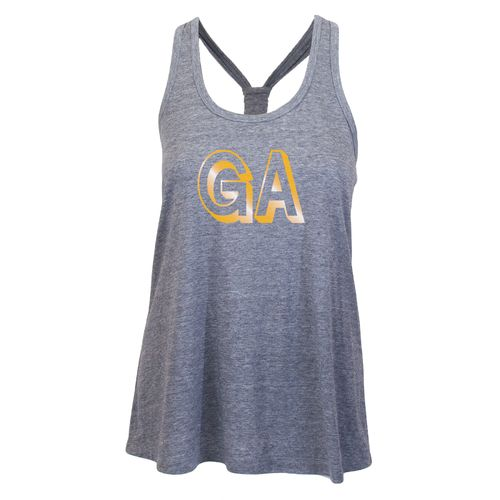 Soffe Juniors' Knotted Racerback Tank Top