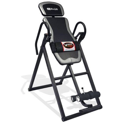 Display product reviews for Elite Fitness Deluxe Heat and Massage Inversion Table