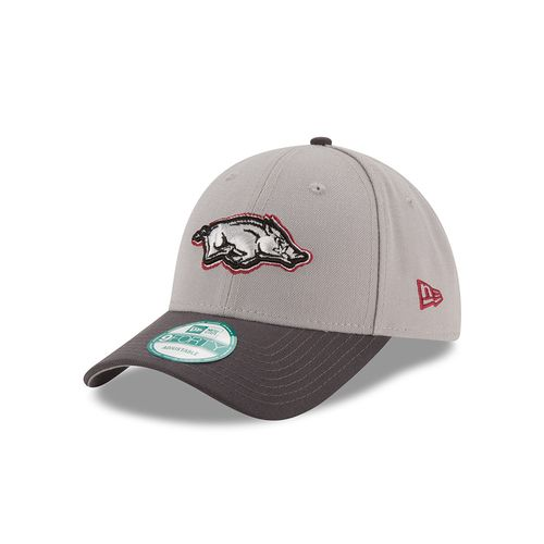 New Era Men's University of Arkansas The League 9FORTY Cap