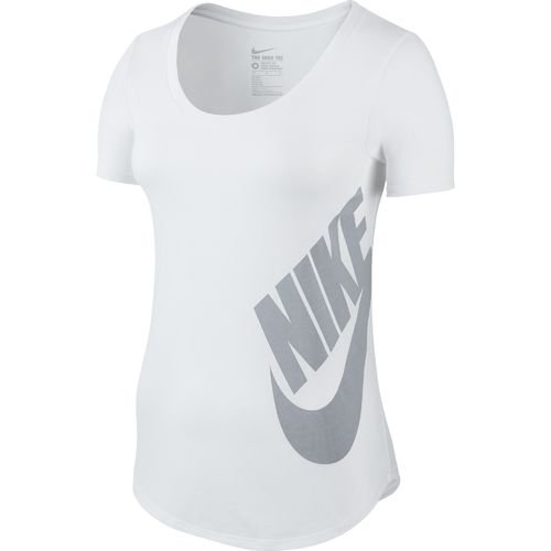 Nike Women's Futura Scoop Neck T-shirt - view number 1