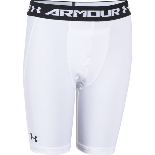 Under Armour® Boys' HeatGear® Armour Long Short