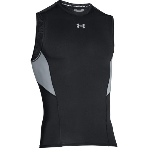 Under Armour® Men's HeatGear® CoolSwitch Sleeveless Compression Shirt