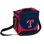 Logo™ Texas Rangers 24-Can Cooler