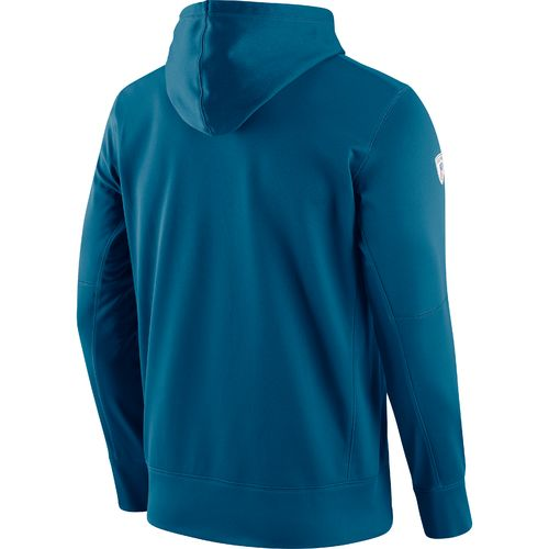 Nike Men's Miami Dolphins Circuit Pullover Hoodie - view number 2