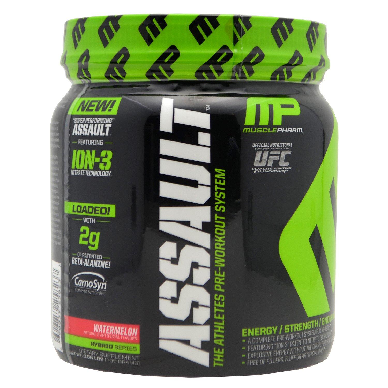 MusclePharm Assault™ Preworkout Powder