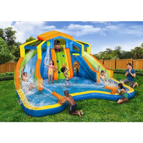 Display product reviews for Banzai Adventure Club Water Park