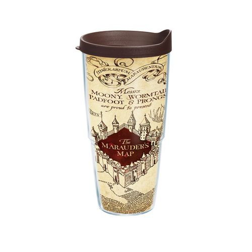 Tervis Harry Potter™ Marauder's Map 24 oz. Tumbler with Lid