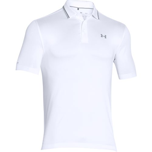 Under Armour Men's coldblack Address Polo Shirt